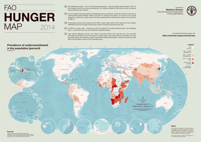 hunger map