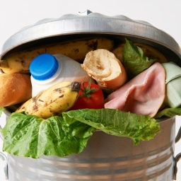 Something is Happening in the Food Waste Business!